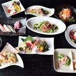 武相荘 - 4000円コース料理