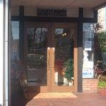 ピュイダムール - お店玄関