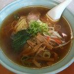 太陽軒 - 料理写真:柳麺  ¥600