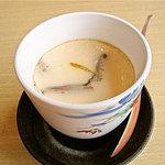 魚力海鮮寿司 - 茶碗蒸し