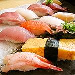 魚力海鮮寿司 - アップ