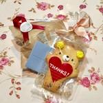 アニバーサリー - くまさんクッキー可愛過ぎなのです。