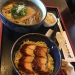 しなの庵 - 丼膳 ミニ鰻