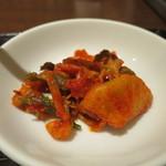60592046 - 大根と白菜のキムチアップ
