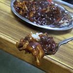 マルトマ食堂 - マルトマ食堂(北海道苫小牧市汐見町)ホッキカレー