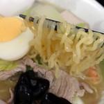 大枡 - 五目ソバの麺