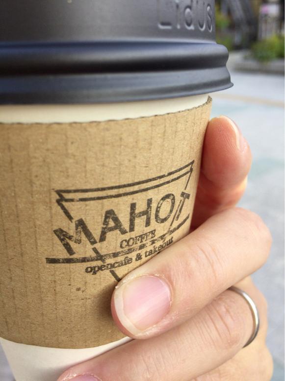 マホット コーヒー