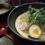 北新地 朱月 - ☆つけ麺です(≧▽≦)/~♡☆