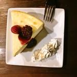 相席処 縁むすび - ニューヨークチーズケーキ
