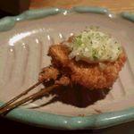 かくれん坊 - 椎茸