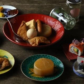 【おでんとロール寿司】~TOKYOCALLING~