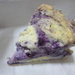 Picassol - ブルーベリーのチーズケーキ