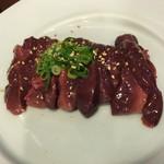宮本屋 - 料理写真:塩レバー