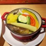 60602737 - 野菜カレー\900(16-12)
