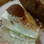 ハンプティ・ダンプティ - レアチーズケーキ