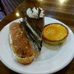 ハンプティ・ダンプティ - 食べ放題メニューのケーキ