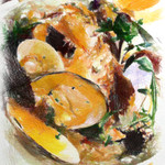 Murata pot-au-feu - ブイヤベース