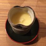 nakameguronaitou - 白子入り茶碗蒸し