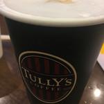 タリーズコーヒー - ラテ
