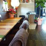 スプラッシュカフェ - splash cafe