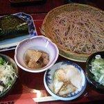 6061392 - 蕎麦ランチ(蕎麦大盛)