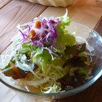 スプラッシュカフェ - splash cafe(サラダ)