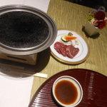 瀬戸の花 - ディナー 和食 2016.12