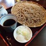 瀧乃家 - 太打ち蕎麦、細打ち蕎麦はどちらも旨い