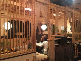 赤羽 和牛と地酒 和み家 - nagomiya:店内