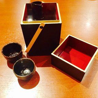 赤羽 和牛と地酒 和み家 - nagomiya:日本酒