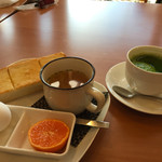 咲々都 - 料理写真:サービスモーニング
