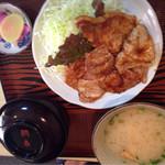 60612501 - 焼肉定食¥700