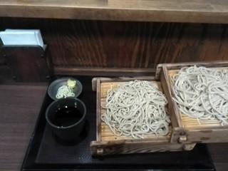 嵯峨谷 歌舞伎町店 - 二段もり¥520