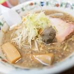 らーめん華麒麟 - コラボ醤油ラーメン