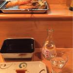 串あげ 万福 - カウンター