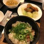 広東炒飯店 - ランチレギュラーセット