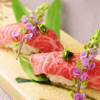 【尾崎牛のみを使用♪】極上肉割烹コース5,800円~ご用意♫
