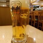 60616218 - 生ビール中ジョッキ(594円)