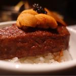SATOブリアン - 2016/12_ブリ飯
