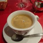ドン・アントニオ - コーヒー
