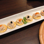 JIS MATSUYAMA - オシャレで美味しいカナッペ