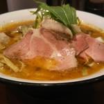 麺屋ほぃ - 味噌白湯ラーメン