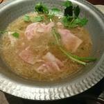 60623060 - 豚生姜しゃぶしゃぶ鍋