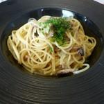 Creativo Cafe Italiano unotto - オイルサーディンと玉ねぎのオイルソース