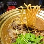 麺屋武蔵 武骨 - 武骨麺