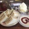 フリーダム - 料理写真:サンドイッチセット