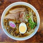 横浜大勝軒 - 料理写真:2016年12月 カレーらーめん 普通麺 860円