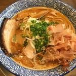 麺や 幡 - 料理写真:節系みそ