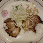 山なか製麺所 - 鶏白湯750円