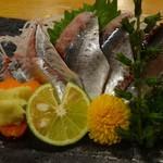 朝日屋 - 秋刀魚